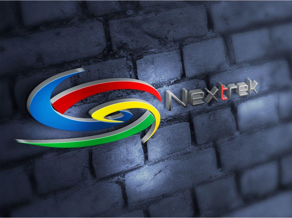 Restyling logo per Nextrek