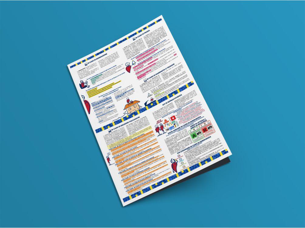 Brochure Noi Siamo Solidali - Onlus