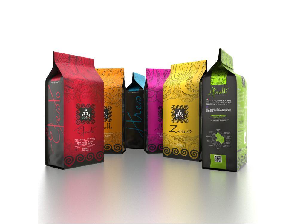 Epos Caffè - Packaging