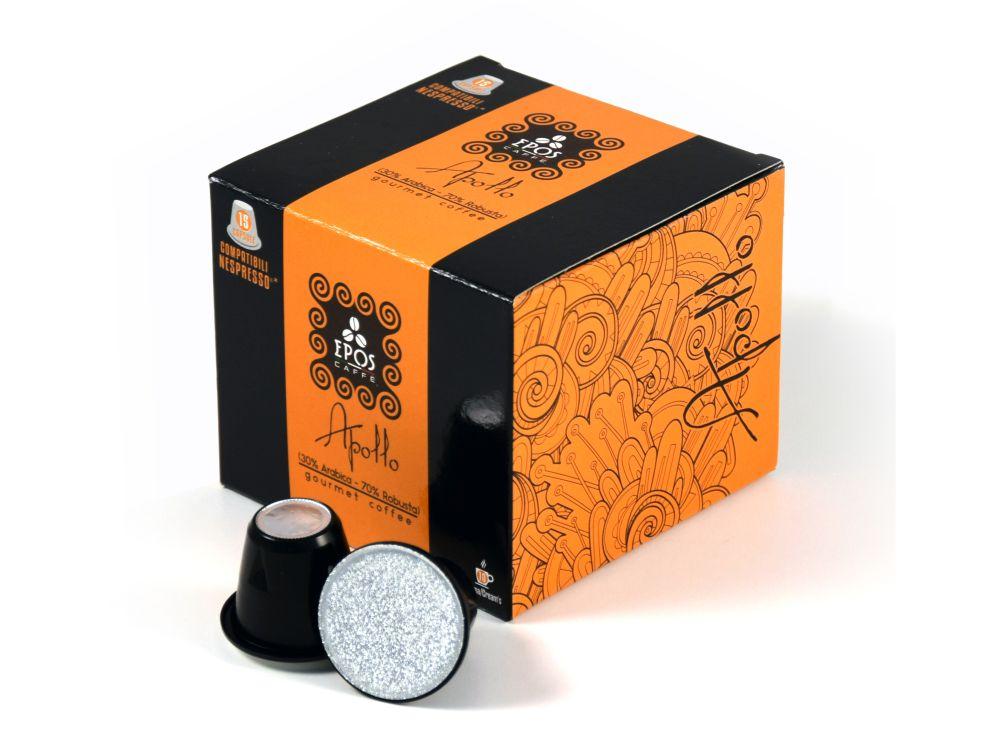 Packaging capsule caffè Epos Caffè