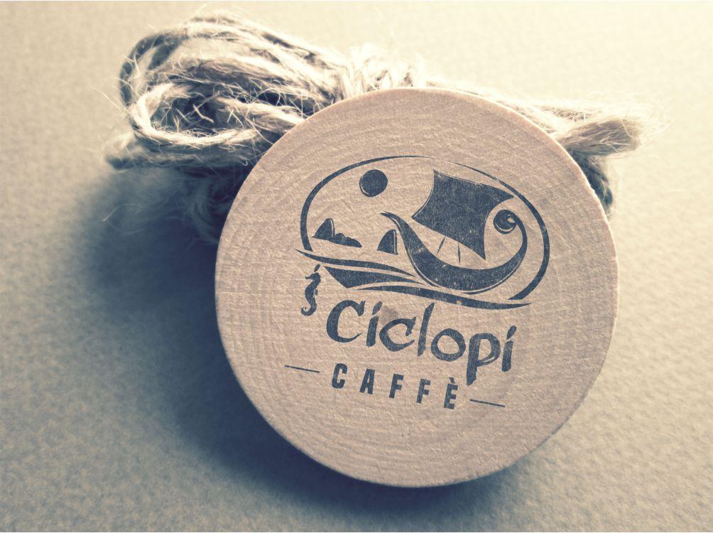 I Ciclopi - logo design