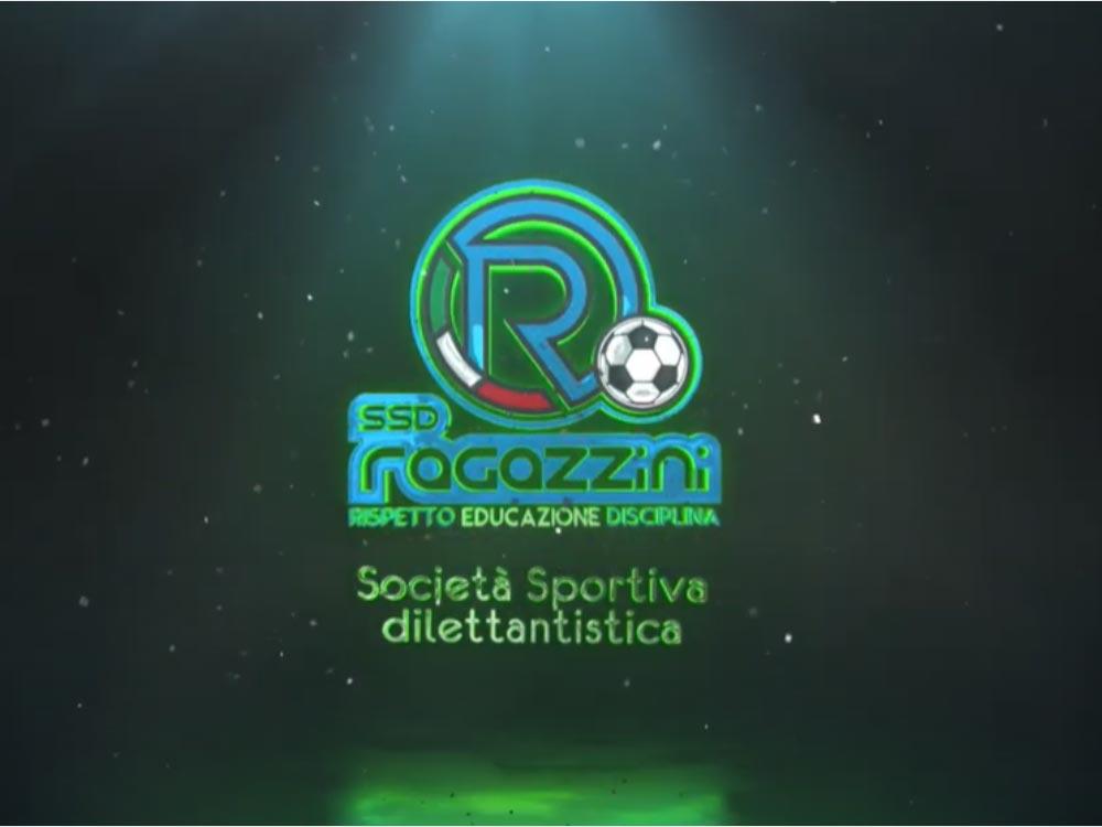 animazione Logo SSD Ragazzini